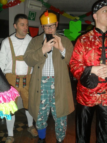 Bezoek Rusthuizen en afscheid Carnaval 2013 090