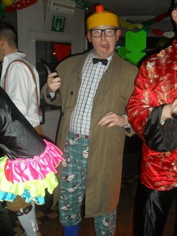 Bezoek Rusthuizen en afscheid Carnaval 2013 091