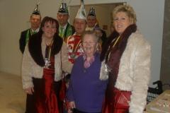Bezoek Rusthuizen en afscheid Carnaval 2013 003