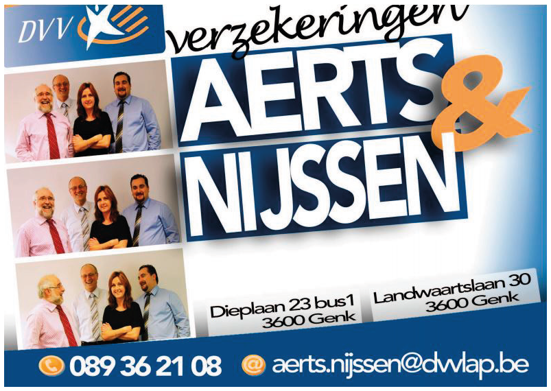 Verzekeringen Aerts & Nijssen